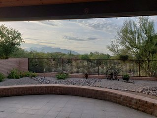 Views of Catalinas in Gated Skyranch Community. Close to
