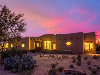 Luxurious Resort-Style Living In Sonoran Desert