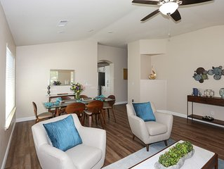 Recently Remodeled Beauty- Private Home In North Merced
