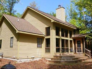 NEW RENTAL!!! Family home in the center of Glen Arbor!
