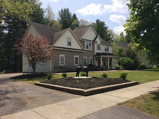 Saratoga Springs Summer Rental - 6 Bedrooms - Dates Available June - August 2017