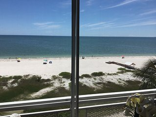 Direct Gulf front with unobstructed views