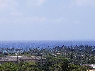 Honolulu Ocean View Cottage
