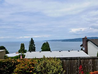 Expansive Puget Sound Views - close to Ballard!