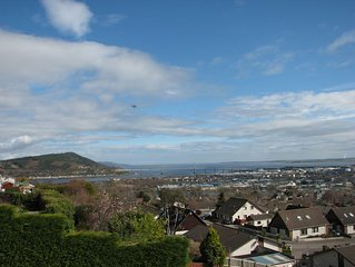 Inverness City View Two Bedroom Entire Home
