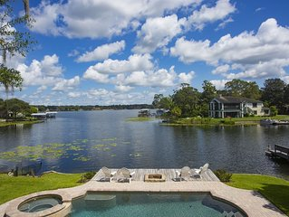 Waterfront Property in the heart of Tampa!