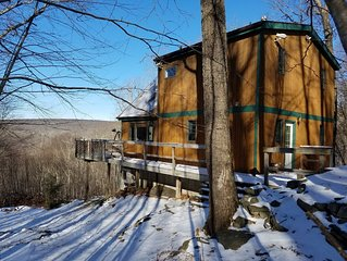 Secluded Mountainview Hideaway In Bushkill - PICTURES SPEAK FOR THEMSELVES