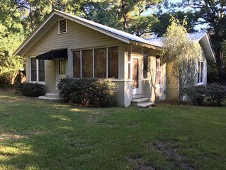 Your Short Term Furnished Rental in the South's Most Desirable Town - Fairhope.