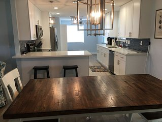 BRAND NEW! Fully remodeled with a pool and close to the beach!!!