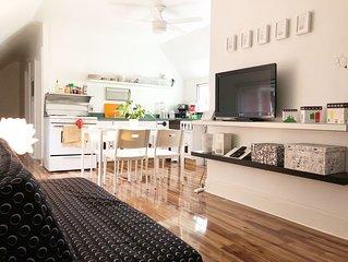 The Sharpie apartment