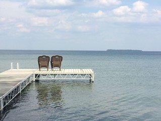 Lake Simcoe Waterfront Getaway