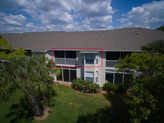 Beautiful Stoneybrook Golf Course Condo! Veranda Greens - Overlooks 16th green