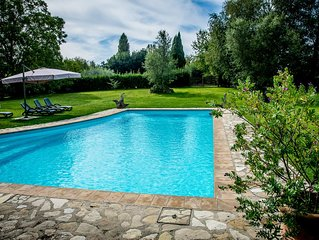 An oasis of peace just a few minutes from Lake Bracciano, Rome, Umbria, Tuscany