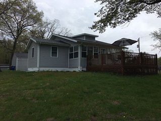 Great rental located in Michigan City Indiana and 5miles from New Buffalo MI