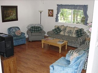 'Perry Creek Retreat' is a FUN place to stay!
