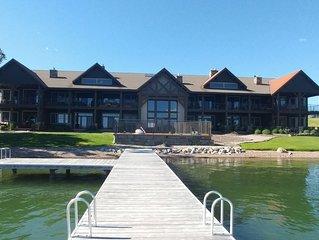 Beautiful Condo on Flathead Lake in Polson