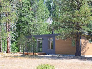 Mazama Haven--Great Views, Direct Access to Ski Trails&Close to the Methow River