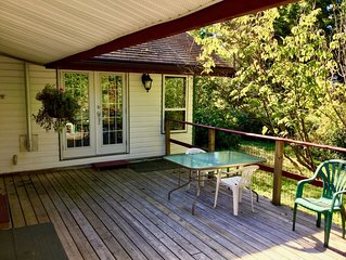 New Listing!  Cozy Cottage on Cortes - Ocean View