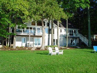 bluewater house, Big Glen Lakeshore-Fully Equipped 2 Bedroom Suites