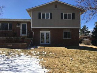 Home in Centennial Colorado near Denver Tech Center