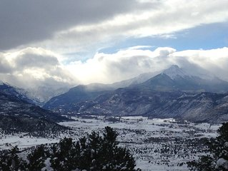 Majestic San Juan, Cimmaron, & Ouray Valley Views - Cozy, Secluded Perch