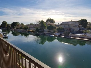Lakeside Town home in Desert Harbor Close to Peoria Sports Complex