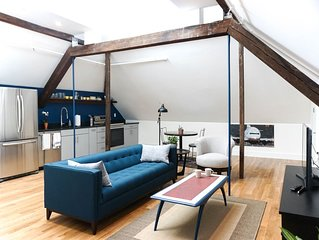Contemporary Loft Syle Apartment
