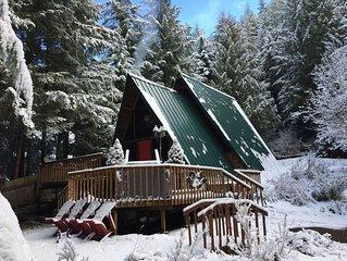Beautiful A-frame Near Mount Rainier National Park and Crystal Mountain