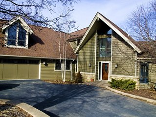 A Super 5 bedroom, newly remodeled, updated and ready to host your gathering