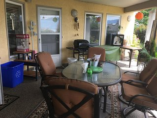 Spacious and private suite on Wine Route in beautiful West Kelowna