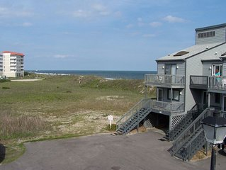 Two Bedroom Town Home Second Row with Unobstructed Ocean View
