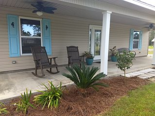 UNTOUCHED by HURRICANE MICHAEL - NEWER CONSTRUCTION