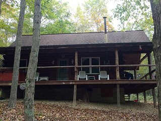 Private Vacation Cabin - Pet Friendly and in the heart of Hocking Hills