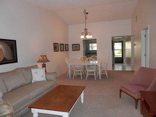 Main Floor Getaway in West Bradenton, Florida  (1 story condo complex)