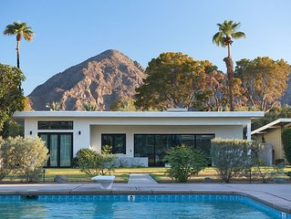 Indian Wells Mid-Century Modern Luxury