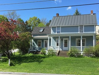 Charming House Next To Middlebury College In Beautiful Middlebury, Vermont!