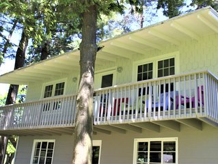 One Bedroom Lakefront Cottage Dewittville, NY Chautauqua