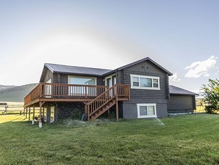 Deluxe Vacation Rental - Montana's Finest