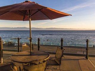 Breathtaking Views from Every Window-Ocean, Mountain, Relax, Enjoy it All