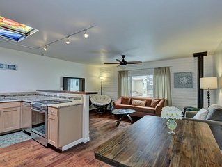 Remodeled Capitola Beach Home | Steps from the Sand | In the heart of Village