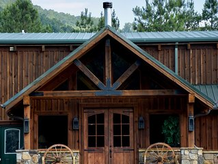 Perfect Getaway for large family gatherings, Weddings, and Corporate Retreats.