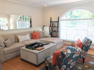 Downtown Napa-Short Term Furnished Rental