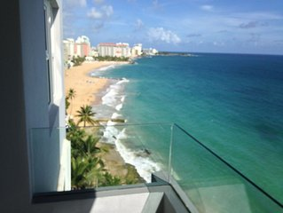 Oceanfront Apartment With Incredible Views Of The Atlantic Ocean And Condado