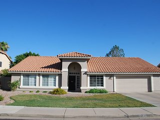 Spacious Immaculate 4 bedroom 2 bath home