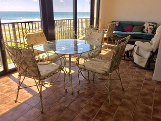 Direct Ocean View Cocoa Beach 3rd Floor condo