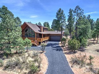 Stunning Cabin With Modern Touches; Wine, Coffee, Stars, Elk. Amazing!