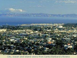 Sweeping Ocean Views: Three Mins to Beach or Downtown
