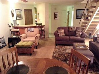 3 BR 3 BA Blacklake condo on the Oaks course near Pismo Beach and wine country