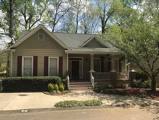 Spacious Cottage less than a mile from Augusta National