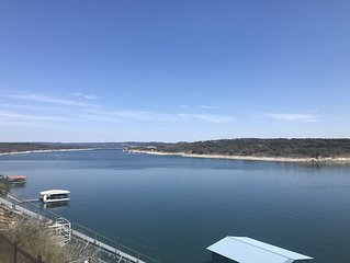 Lake Travis Home DEEP WATERFRONT/MAIN BODY  w/ BOAT SLIP *RELAXED CANCEL POLICY